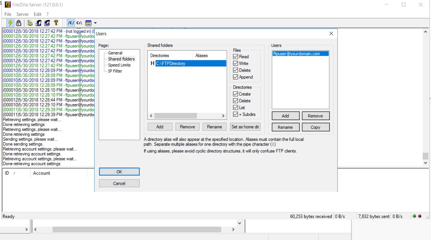 filezilla-folder-permissions