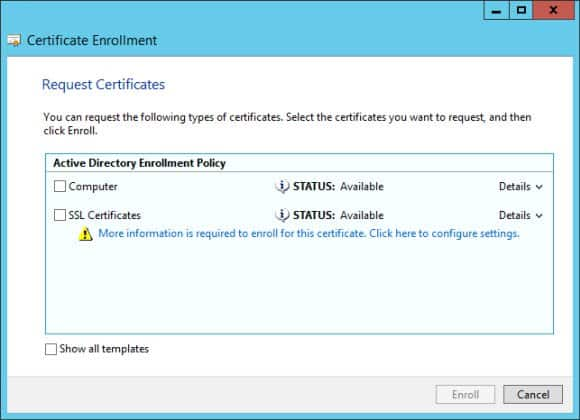 certificate-enrollment