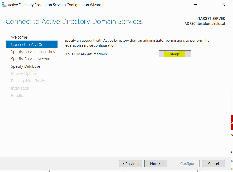 How to setup an ADFS Farm 2016 in Azure/AWS/Google IaaS - Cloud