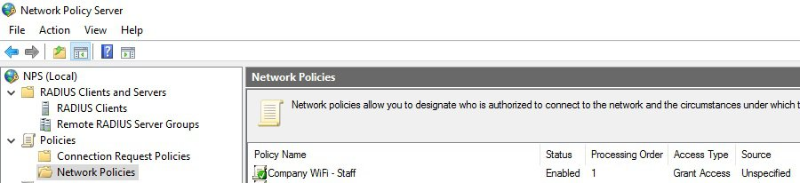 network-policies