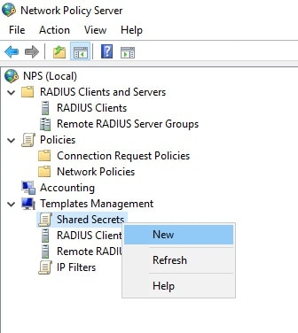 How to Setup RADIUS Server 2016 in Azure for Wireless Authentication