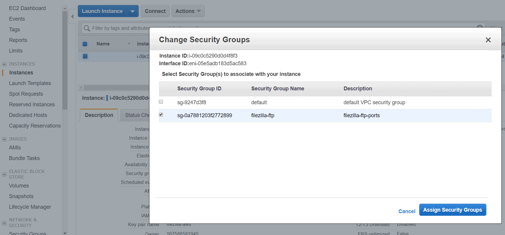 assign-aws-security-group