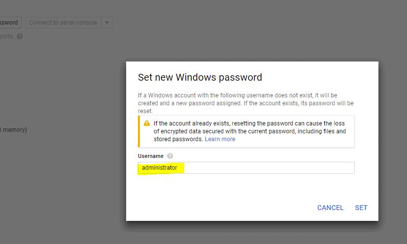 set-google-instance-windows-password