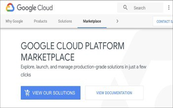 Google GCP Marketplace