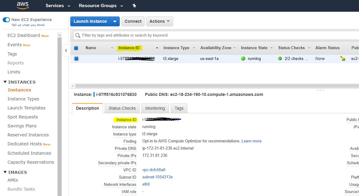 AWS GEO Server