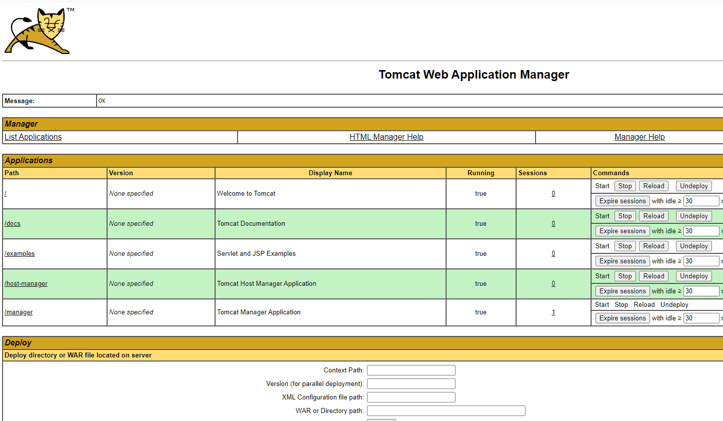 tomcat-web-application-manager