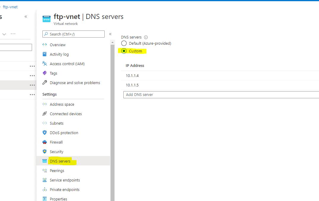 Add-DNS-Servers